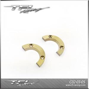 TFL F9 Diamond Bridge Counterweight Set Steering Cup Counterweight for Unicorn Climbing Car