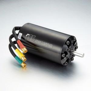 SSS 56114 Brushless Motor 6 Poles W/O Water Cooling