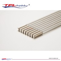 TFL Stainless Steel Hard Axle Shaft With Screw Thread