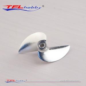 Metal 2 blade Propeller 38x1.9xM4