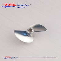Metal 2 blade Propeller 40x1.9x4.76mm