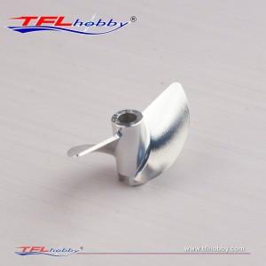 Metal 2 blade Propeller 40x1.9x4.76mm