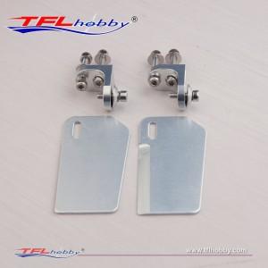 Aluminum  30mm Turn Fin