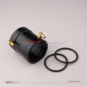 TFL 40 series Aluminum Water Cooling Jacket for Brushless Motor Model 532B42/42-A/43/44/45
