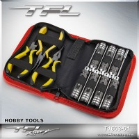 TFL 10-in-1 Multi-function Screwdriver Set & Hardware Common Tools For RC Models