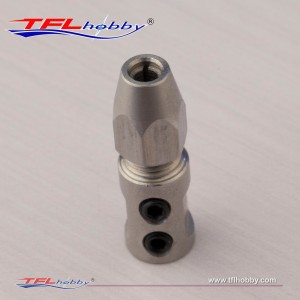 TFL 3.18mm To 3mm Stainless Steel Collet Coupler Connector Shaft RC Boat