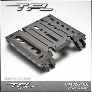TFL Wraith Alloy Gear Case Bottom Plate Suitable for Axial Wraith C1402-21B/S