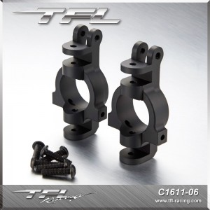 TFL CNC Aluminium alloy Chassis/Differential mount/C-Hub For Redcat Terremoto V2 1/8 Scale Truck