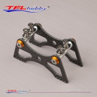 Carbon Fiber 225MG Servo Mount