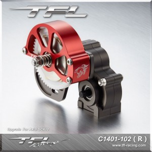 Center Main Gearbox /POM 56T,Metal13T Gears Assembly