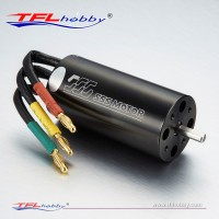 SSS 4082 series Brushless Motor 4 Poles W/O Water Cooling For RC Boat