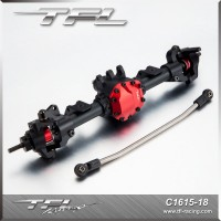 Front Axle Completed Assembly For Axial SCX10 and SCX10 II