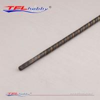 1/4'' 6.35mmx390mm flex Shaft