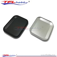 TFL Multi-Purpose Aluminum alloy tray (with magnetic suction) Silver/Black TNF02