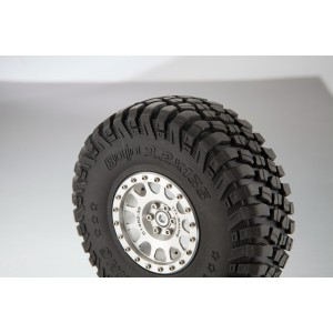 TFL C1805 original car with axle General AXIAL RR10 and Wraith Wheel size 2.2 Tire size 2.2x135mm