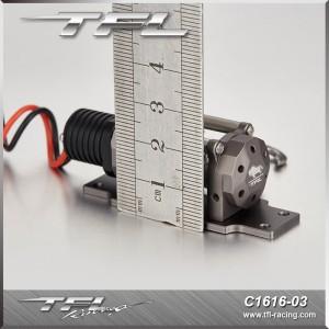 TFL Emulation  Winch with single motor